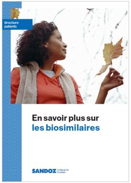 couverture en savoir plus sur les biosimilaires