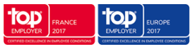 Logo Top Employer 2017