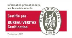 Sandoz_Certification_Certifié Par_Information promotionnelle 2017